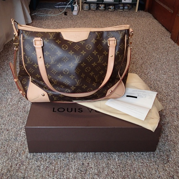 Louis Vuitton Handbags - Louis Vuitton Estrela MM Monogram Bag